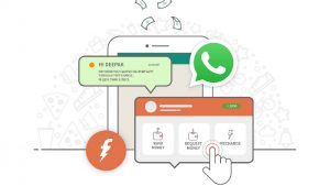 Los usuarios de FreeCharge ahora pueden enviar y recibir dinero a través de WhatsApp