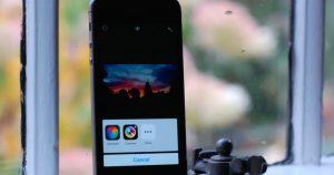 Configuración de extensiones de edición de fotos en iOS 8