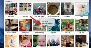 Cómo poner orden en la biblioteca de fotos digitales de tu Mac