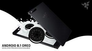 Razer Phone se actualizará directamente a Android 8.1 Oreo a fines de abril, ya está disponible la vista previa para desarrolladores