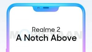 Realme 2 se lanzará en India el 28 de agosto con pantalla con muescas, cámaras traseras duales y batería de 4230 mAh