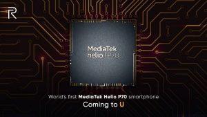 Realme confirma el lanzamiento del teléfono inteligente de la serie U, será impulsado por Helio P70 SoC