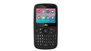 JioPhone 2 con teclado QWERTY físico y soporte 4G VoLTE sale a la venta en India el 16 de agosto