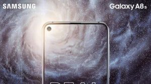 Samsung Galaxy A8s se lanzará el 10 de diciembre con Infinity-O Display