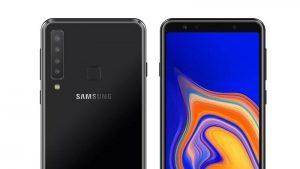 Así luciría el Samsung Galaxy A9 Star Pro con cuatro cámaras traseras