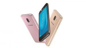 Samsung Galaxy J2 2018 lanzado en India con pantalla Super AMOLED de 5 pulgadas, cámara de 8 MP y Samsung Mall
