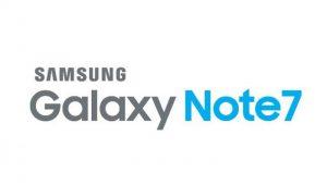 Imagen del prototipo de pantalla plana del Galaxy Note7 que aparece en línea