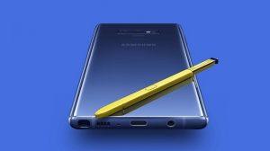 Samsung Galaxy Note9 comienza a recibir la actualización de Android Pie con One UI