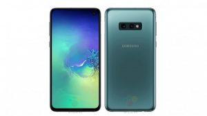 Aquí está nuestro mejor vistazo hasta el momento del Samsung Galaxy S10e, el teléfono más barato de la serie S10