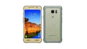 """La imagen filtrada muestra el Samsung Galaxy S7 Active en """"camuflaje del desierto"""""""