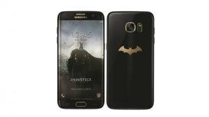Samsung anuncia Galaxy S7 edge Injustice Edition