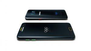 Se anuncia la edición limitada de los Juegos Olímpicos del Samsung Galaxy S7 edge