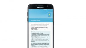 Samsung Galaxy S7 y Galaxy S7 edge reciben la actualización de Android 7.0 Nougat
