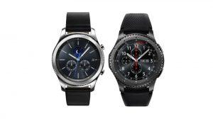 Los relojes inteligentes Samsung Gear S3 lanzados en India, estarán disponibles a partir del 18 de enero