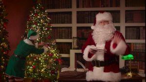 Cómo llamar a Santa en iPhone