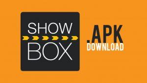 Descargar ShowBox APK para Android - 100% funcional 2020