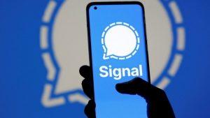 Cómo eliminar o anular el envío de mensajes en Signal para dispositivos móviles