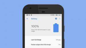 Las estimaciones de duración de la batería en Pixel se vuelven más precisas con el modelo personalizado en el dispositivo