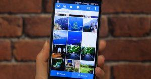 Cómo guardar tus fotografías mientras viajas