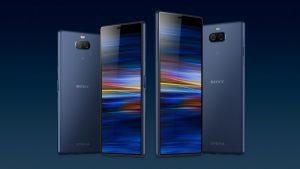 Sony Xperia 10 y Xperia 10 Plus anunciados con pantallas panorámicas 21: 9 y cámaras traseras duales