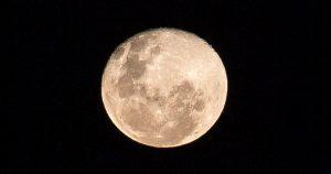 Cómo fotografiar la superluna