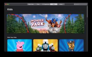 Cómo ver Apple TV en una Mac