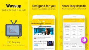 UC News, aplicación impulsada por macrodatos, lanzada por UCWeb en India