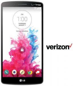Verizon LG G3 comienza a recibir la actualización de Marshmallow