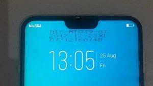 Vivo V9 se lanzará en India el 27 de marzo con una muesca similar a la del iPhone X
