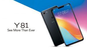 Vivo lanza una nueva variante de Y81 en India