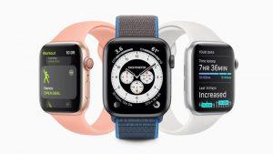 Cómo instalar watchOS 7 en Apple Watch