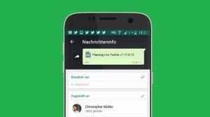 WhatsApp pronto podría permitirle compartir cualquier tipo de archivo