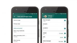 La actualización Beta de WhatsApp para Android trae una gestión de almacenamiento granular