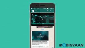 WhatsApp para Android finalmente obtiene el modo Picture-in-Picture