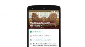 WhatsApp detalla las cuentas comerciales en las últimas preguntas frecuentes