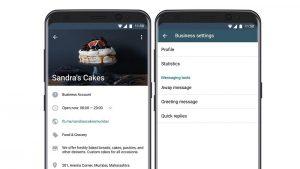La aplicación WhatsApp Business pronto estará disponible para usuarios de iOS