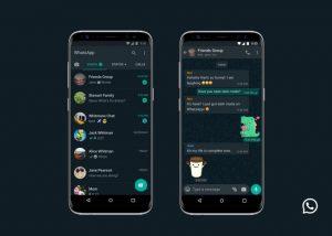 Cómo habilitar el modo oscuro de WhatsApp en iPhone