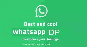 El mejor DP de WhatsApp para niños en 2021: DP divertido, genial, elegante y triste
