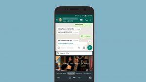 La versión beta de WhatsApp para Android ahora te permite enviar GIF desde Gboard