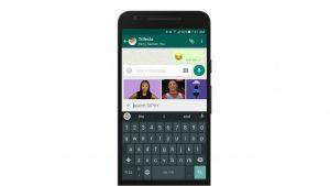 WhatsApp para Android es compatible con la búsqueda de GIF