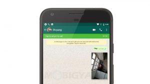WhatsApp lanza videollamadas en modo Picture-in-Picture y estados de texto coloridos en su aplicación de Android