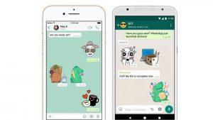 Apple supuestamente elimina las aplicaciones de calcomanías de WhatsApp de la App Store