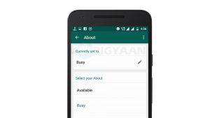 WhatsApp comienza oficialmente a implementar el estado antiguo basado en texto para los usuarios de Android con un nuevo nombre