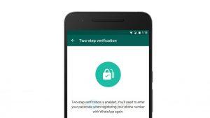 Cómo habilitar la verificación en dos pasos en WhatsApp [Guide]