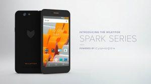 Se anuncian Wileyfox Spark, Spark + y Spark X con Cyanogen OS 13