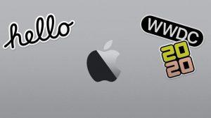 Cómo ver el discurso de apertura de la WWDC 2020 de Apple
