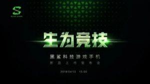 Xiaomi respaldó el lanzamiento del teléfono inteligente para juegos de Black Shark el 13 de abril
