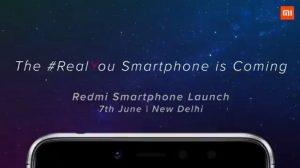 Xiaomi lanza un nuevo teléfono inteligente centrado en selfies en India el 7 de junio