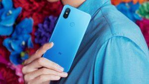 Xiaomi confirma el lanzamiento el 25 de abril del Mi 6X