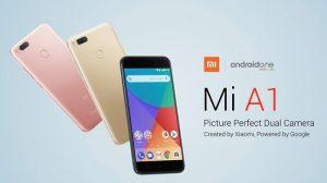 Según los informes, Xiaomi tiene dos dispositivos Android One en funcionamiento